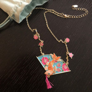 IRREGULAR CHOICE Jewelry Necklace/Earrings/Ring